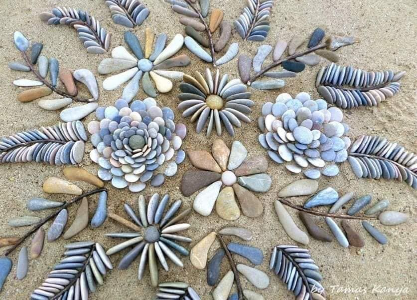 Stones and Beauty